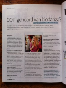 Margriet body special Interview
